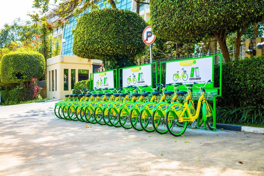 La capitale rwandaise lance un programme de partage de vélos pour promouvoir la mobilité verte
